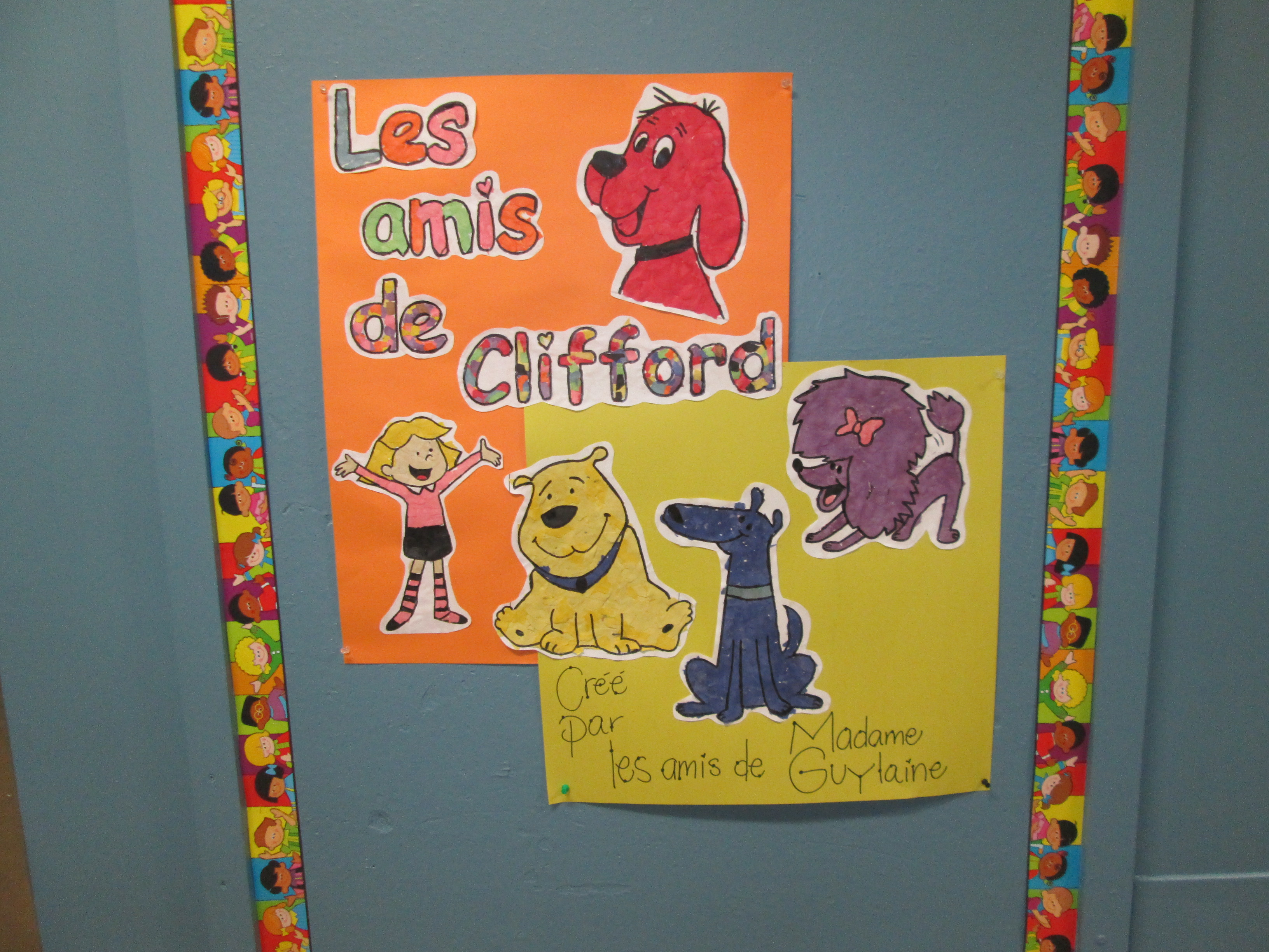 Groupe 102 - Projet Clifford